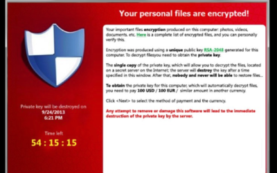 How Ransomware has Changed Business IT Security Forever