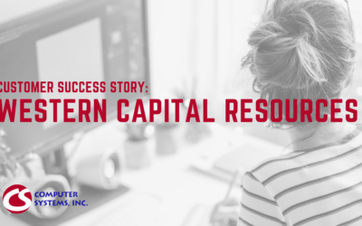 Customer Success Story: Western Capital Resources