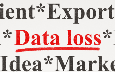 Data Loss Could End Your Business